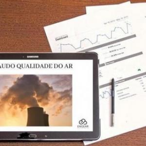 Laudo de avaliação da qualidade do ar