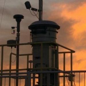 Monitoramento de qualidade do ar